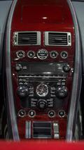 Aston Martin V12 Vantage S Roadster live in Paris