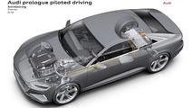 Audi Prologue pilotlu sürüş konsepti