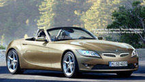 SPY PHOTOS: BMW Z6 - Artist Impression