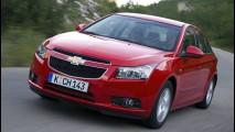 Chevrolet Cruze é lançado no Chile bem completo com preço equivalente a R$ 29.100