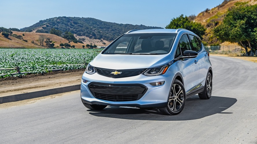 Chevy Bolt lease will cost just $309/month with no cash down