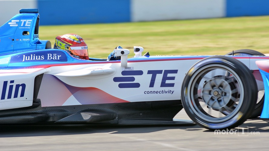 BMW confirms partnership with Andretti Formula E team