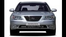 Vídeo - Hyundai  transforma Sonata em Sonata 2009