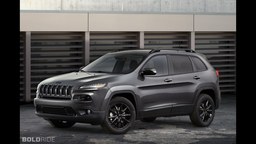 Jeep Cherokee Altitude Edition