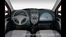 Effa Motors começa a vender o chinês M100 e a linha de utilitários ULC