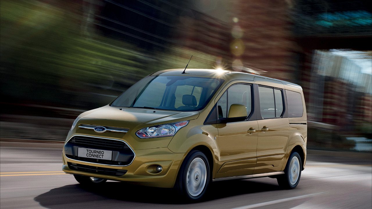 Ford Grand Tourneo Connect – from £20,880