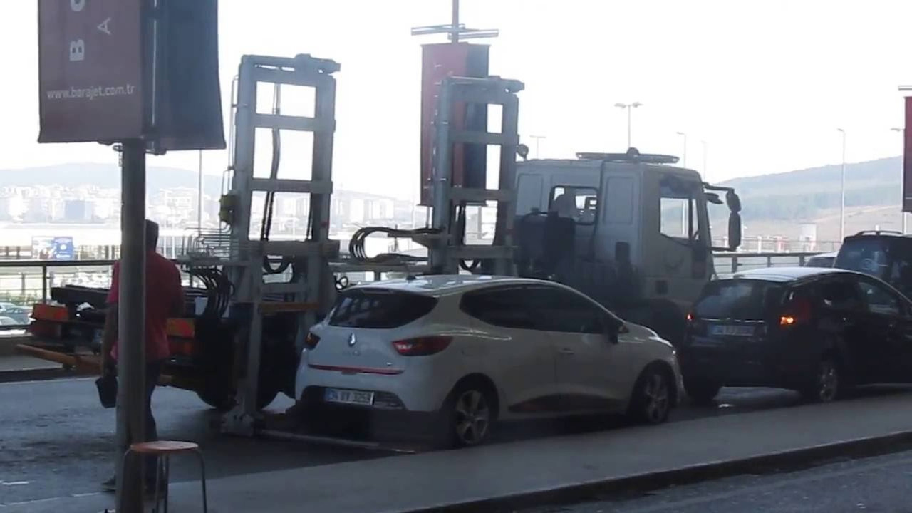 60-second tow truck