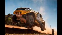 Mit dem Mietwagen zur Rallye Dakar