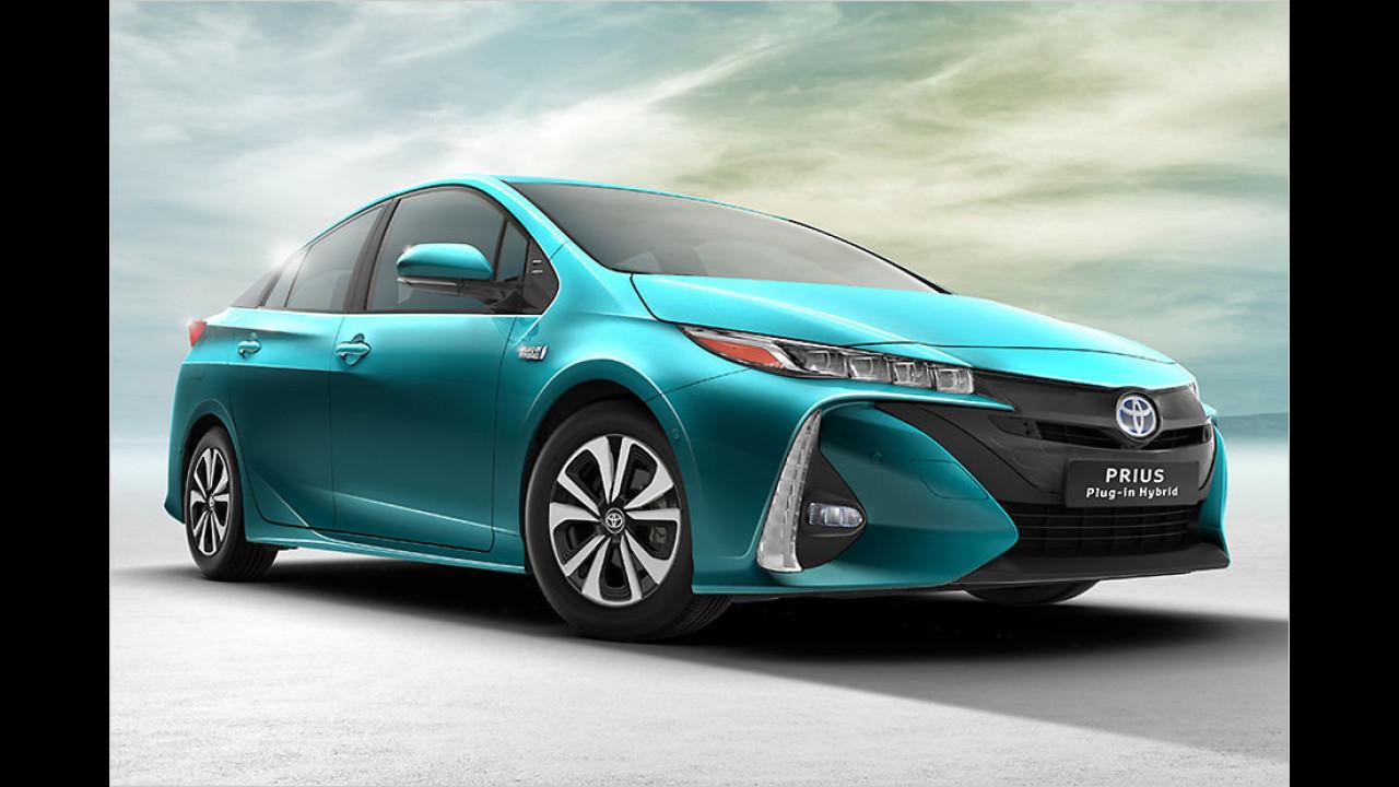 Toyota Prius Plug-in-Hybrid