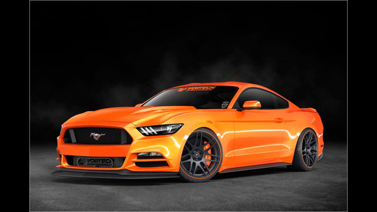 Vortech: Ford Mustang GT