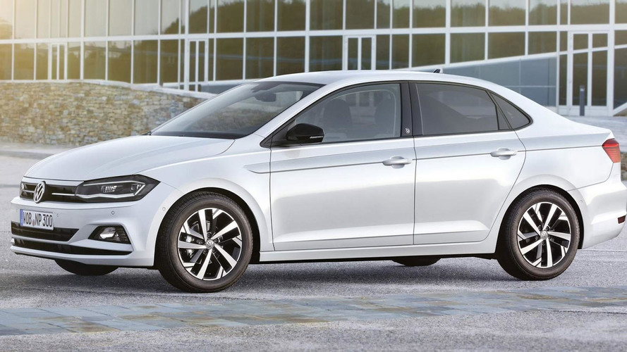 Volkswagen Virtus terá entre-eixos alongado em relação ao Polo