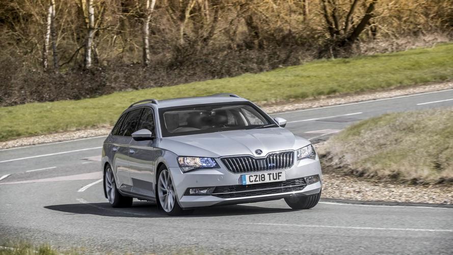 Škoda lance une Superb Superb... blindée !