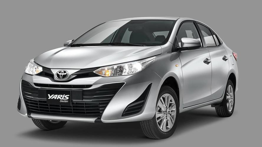 Toyota confirma apresentação do Yaris Sedan junto com o hatch