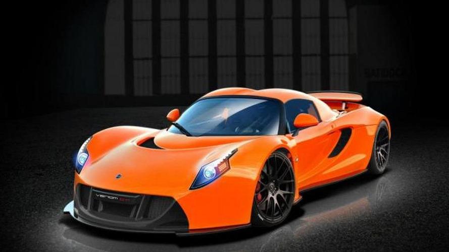 2013 Hennessey Venom GT2 bumped to 1500 hp