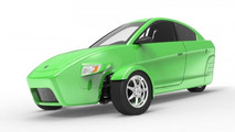 Elio Motors prototype