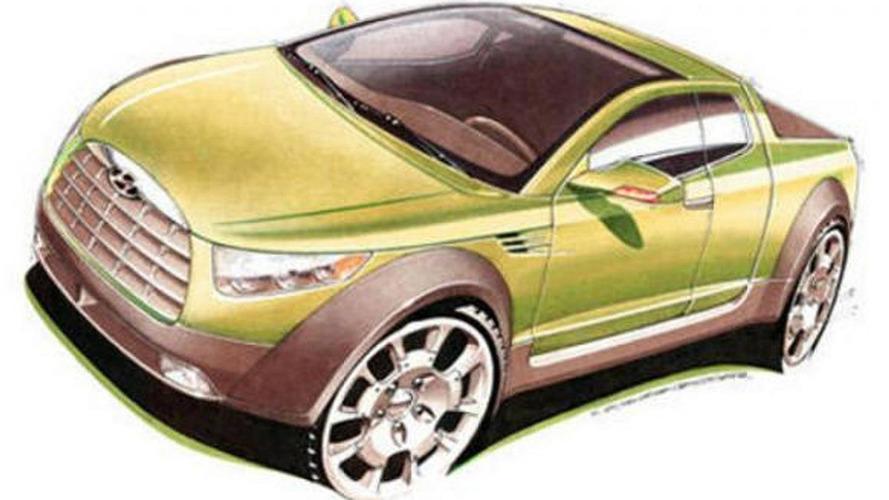 Hyundai considering a pickup - report