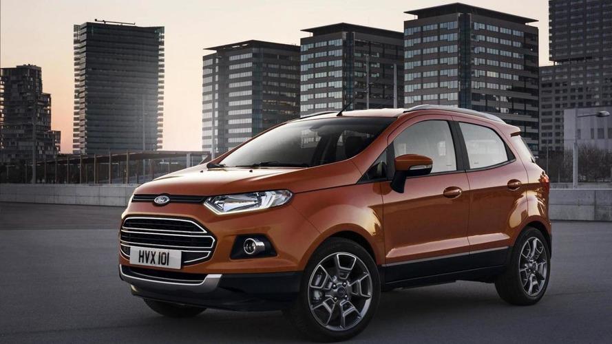 2013 Euro-spec Ford EcoSport revealed