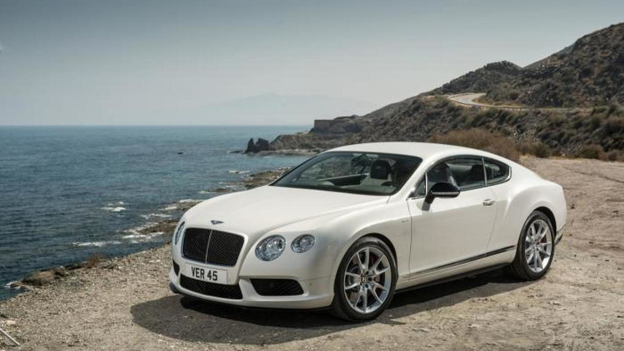 Bentley Continental GT V8 S 03.09.2013