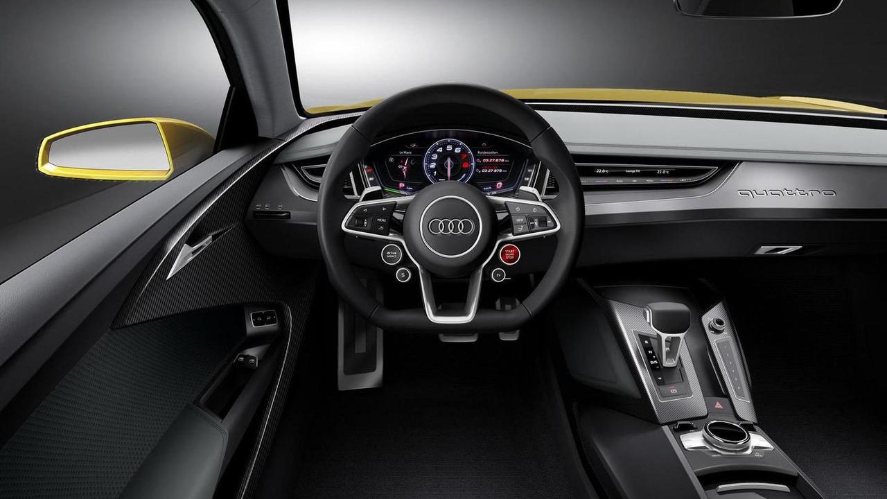 2013 Audi Sport Quattro Concept 04.09.2013