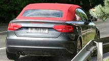 Audi A3 Cabrio Spied Undisguised