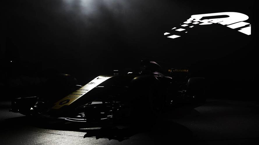 Renault Reveals Launch Date For 2018 F1 Car
