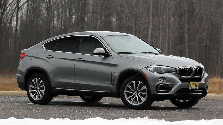 2018 BMW X6 Review: Not Much Utility