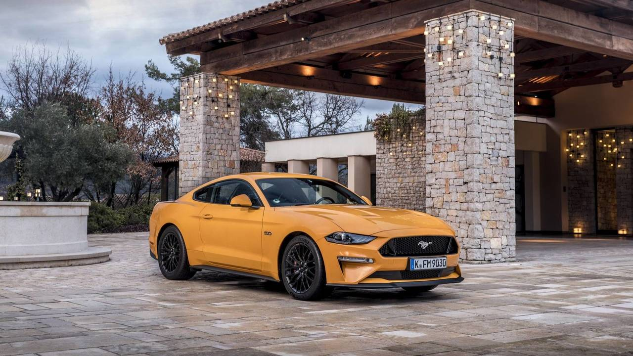 Essai Ford Mustang Gt 2018 Bonification D Une Ic 244 Ne