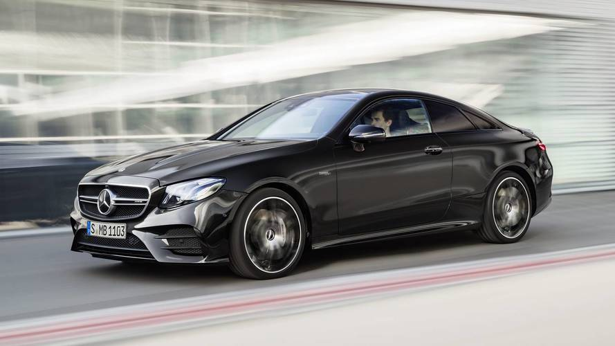 2018 Mercedes-AMG E53 Coupe ve Cabriolet