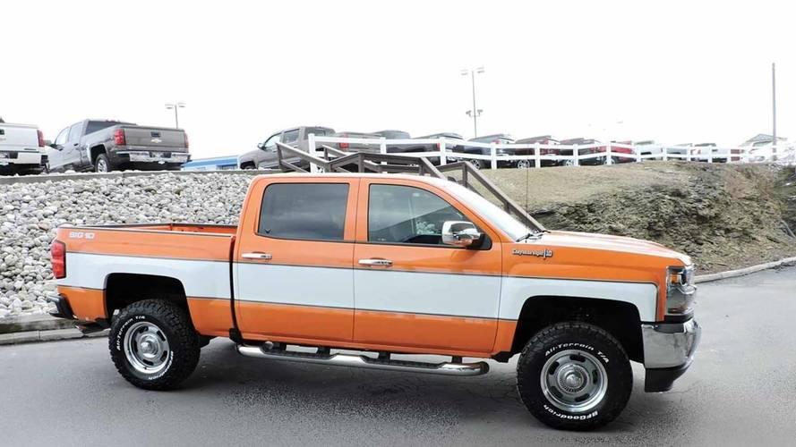 Chevy Truck Paint Colors