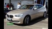 Novo BMW Série 5 GT - Fotos exclusivas do modelo no Brasil