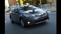 Parcial de abril: Onix é o mais vendido, up! sobe e Corolla passa o Civic