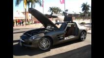 Avaliação Mercedes-Benz SLS 63 AMG: Asas do desejo
