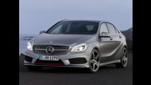 Europa: Classe A enfrenta recall por defeito no airbag