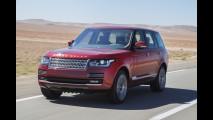 Land Rover planeja lançar modelo superior ao Vogue