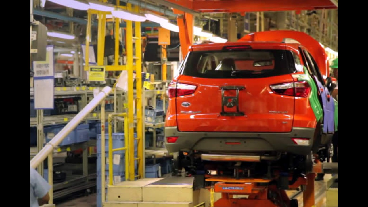 Novo EcoSport: Ford relata a história do modelo em vídeo