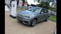 BMW lidera vendas globais no 1º semestre, mas Audi e Mercedes se aproximam