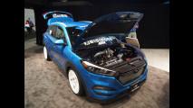 Hyundai al SEMA 2015
