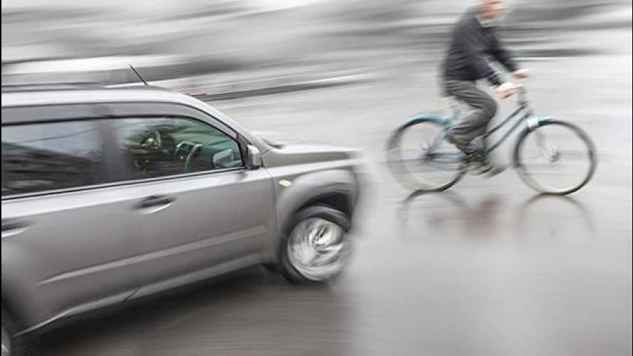 Bici e pedoni? Le strade più sicure sono nell'Est Europa