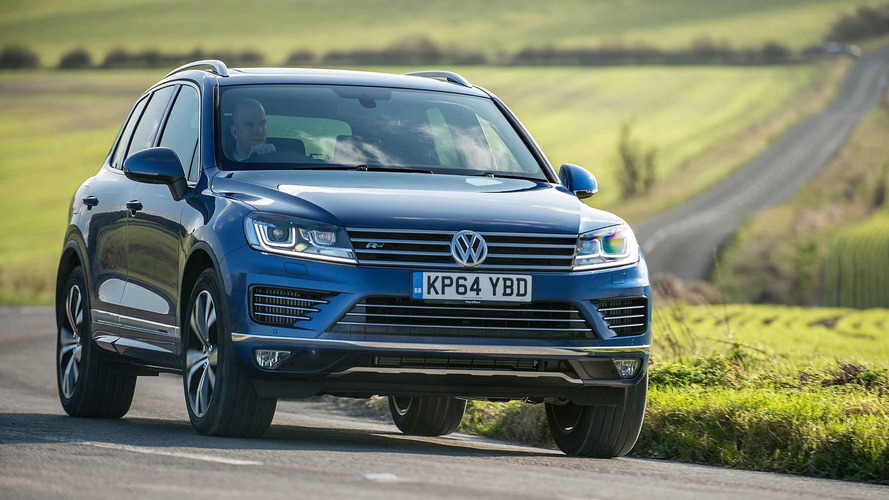 Now 57,000 VW Touaregs recalled in latest Dieselgate development