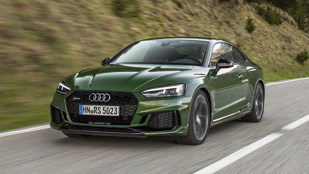 2018 Audi Rs5 Coupe First Drive Photo Gallery