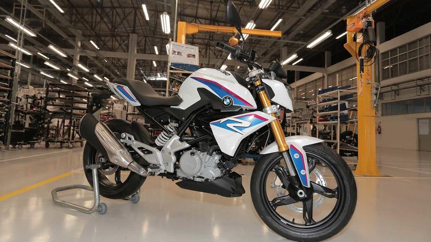 BMW Motorrad divulga preço da G310 R brasileira – R$ 21.900