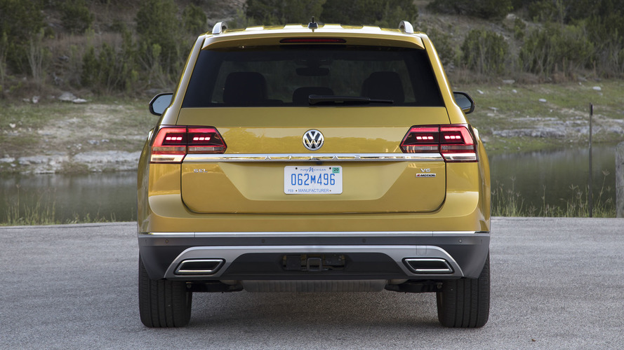 2018 Volkswagen Atlas: Second Drive photo