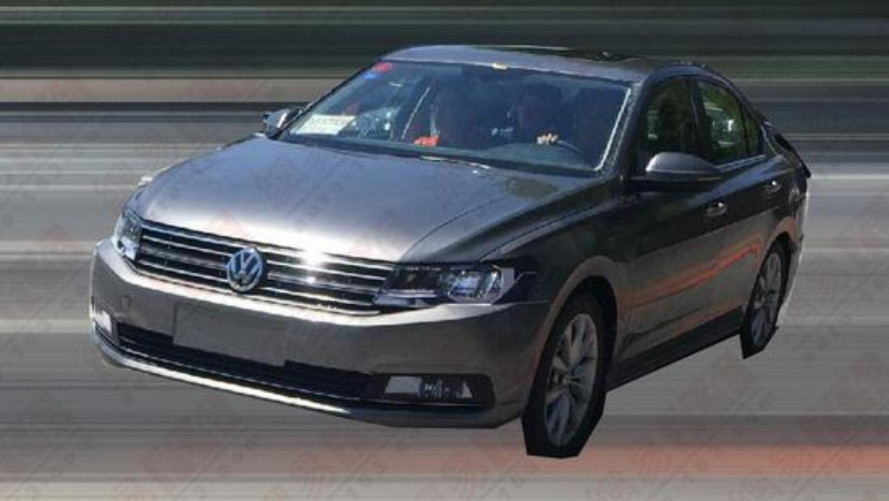 Hopefully This Isn't The New Global 2018 VW Jetta