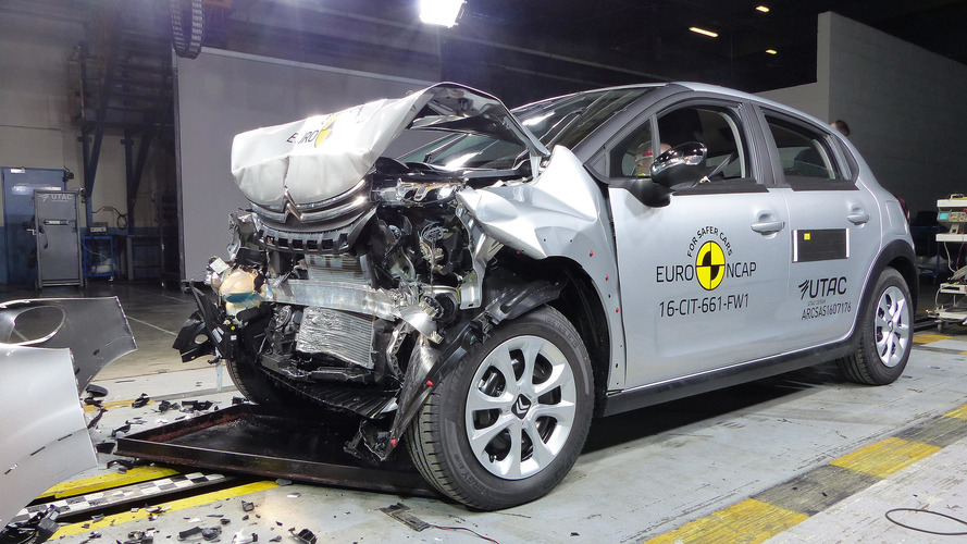 Euro NCAP criticises 'old' Fiat, 'mediocre' Ford