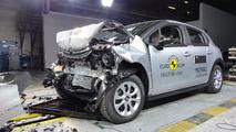 Citroen C3 Euro NCAP test
