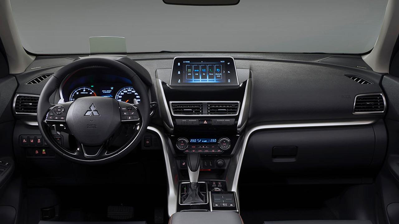 2018 Mitsubishi Eclipse Cross revealed - An     - VWVortex com
