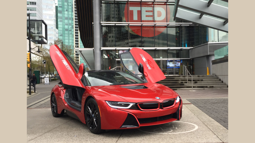 BMW Taps TED's Genius Community To Brainstorm Future Mobility