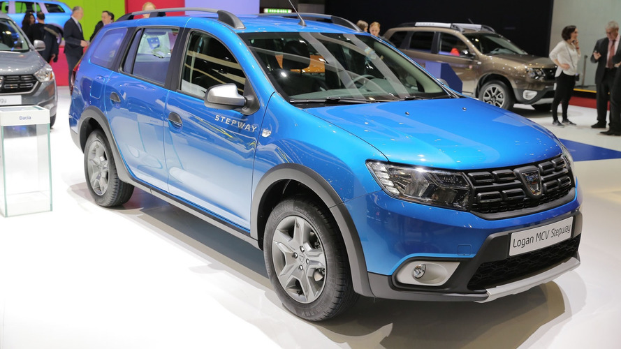 Logan MCV Stepway is by far Dacia's coolest car in Geneva