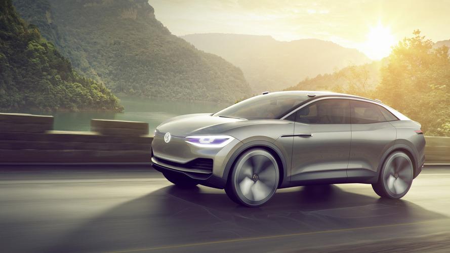 VW I.D. Crozz - Un SUV coupé et électrique à Shanghai