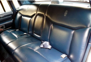 eBay Car of the Week: 1989 Lincoln Town Car, 72k Miles, $6,995